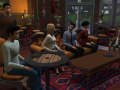 Friends The Sims 4 10