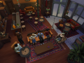 Friends The Sims 4 11