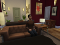 Friends The Sims 4 13