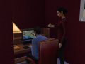 Friends The Sims 4 14