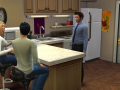 Friends The Sims 4 6