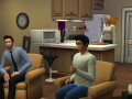 Friends The Sims 4 7