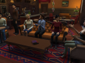 Friends The Sims 4 9