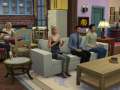 Friends The Sims 4