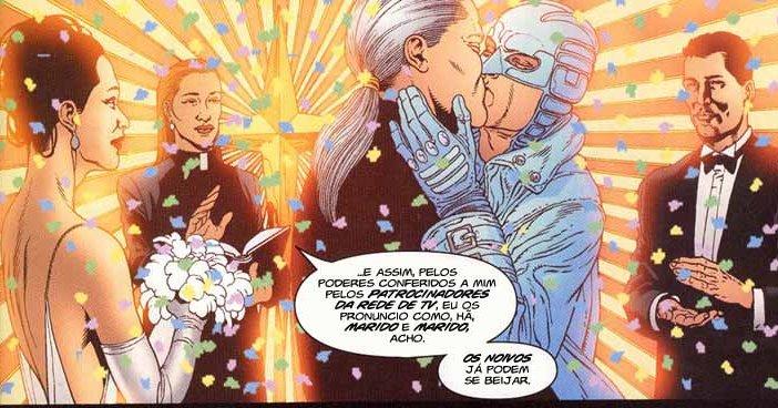Conheça alguns super-heróis homossexuais dos quadrinhos