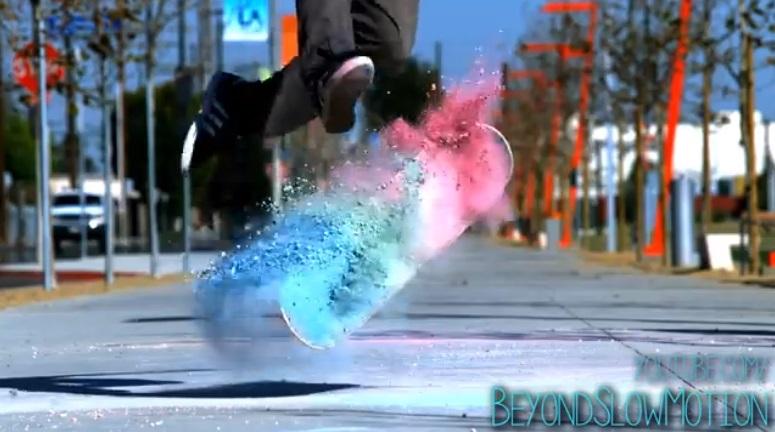 Manobras coloridas: os caras que transformam o skate em arte!