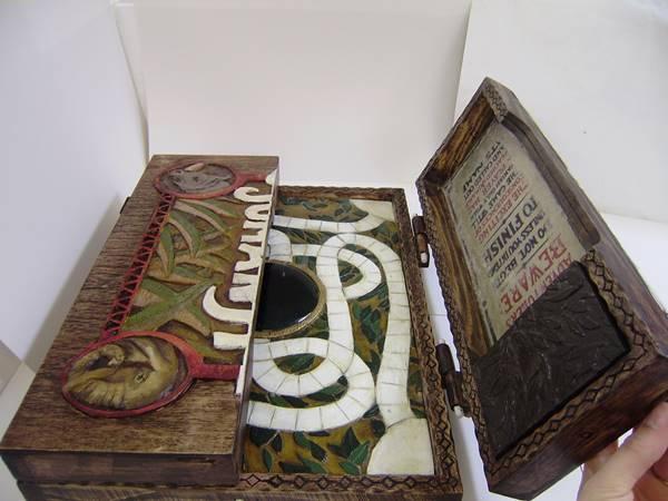 Mulher recria o tabuleiro de Jumanji com perfeição
