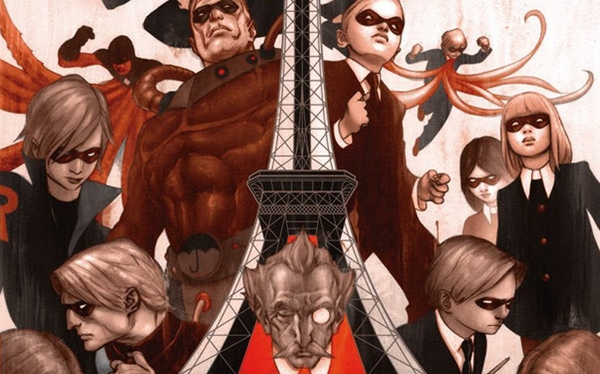 umbrella academy - photo #10