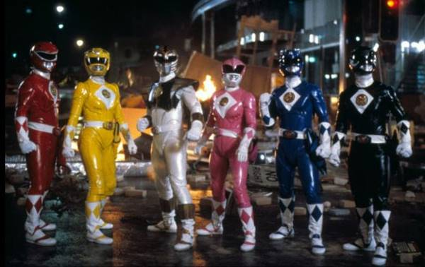 Curiosidades sobre Power Rangers: O Filme (1995)