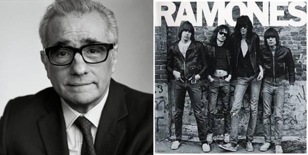 Martin Scorsese vai produzir filme sobre os Ramones
