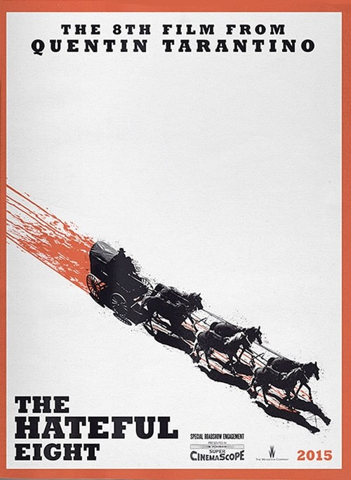 The Hateful Eight | Assista o teaser do novo filme de Quentin Tarantino