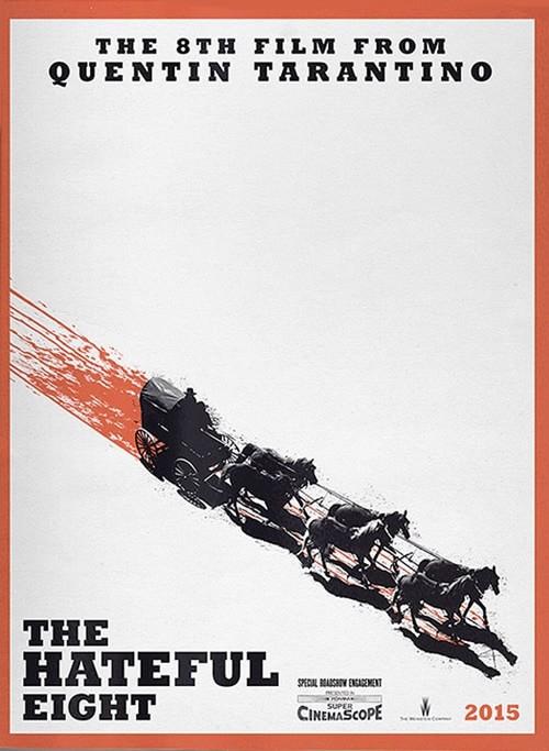 The Hateful Eight | Assista o teaser do novo filme de Quentin Tarantino