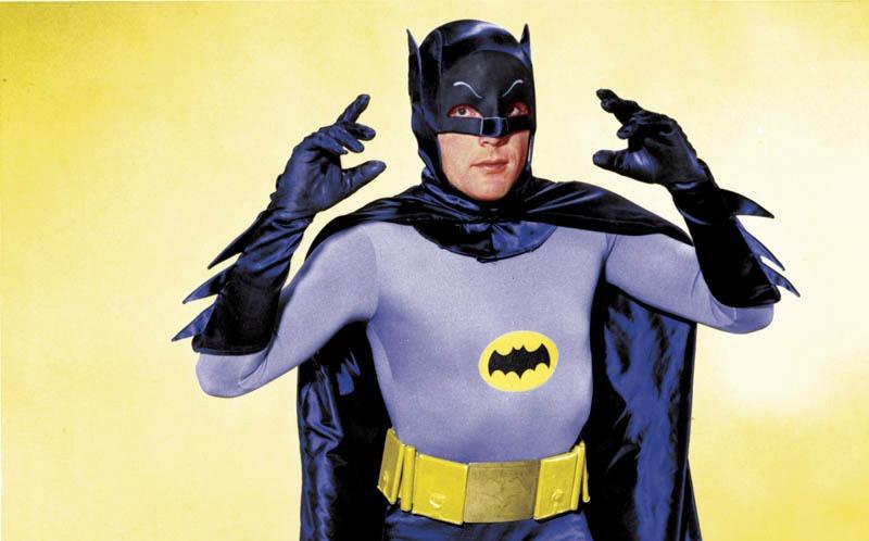 Resultado de imagem para batman adam west