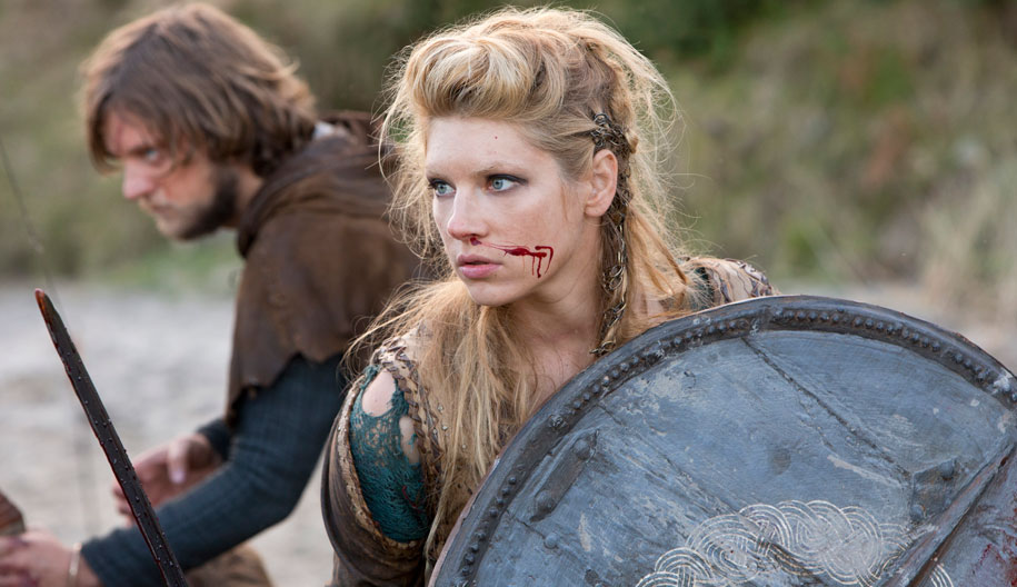 Metade do exército viking era composto por guerreiras, dizem historiadores