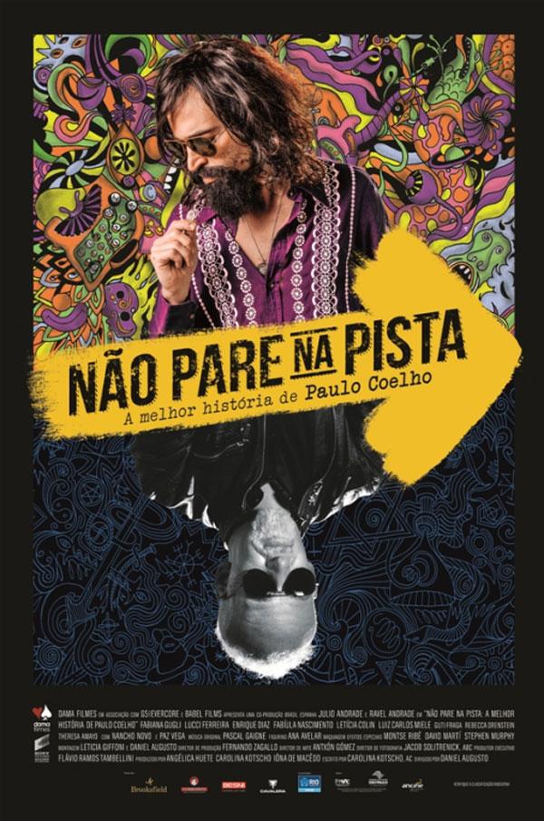 Não pare na pista a melhor história de Paulo Coelho