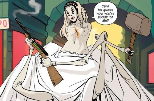 Proibido Ler entrevista | Fiona Staples - A premiada desenhista de SAGA