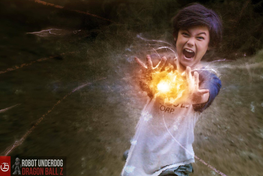 Dragon Ball Z: Light of Hope | A série live-action que os fãs merecem!