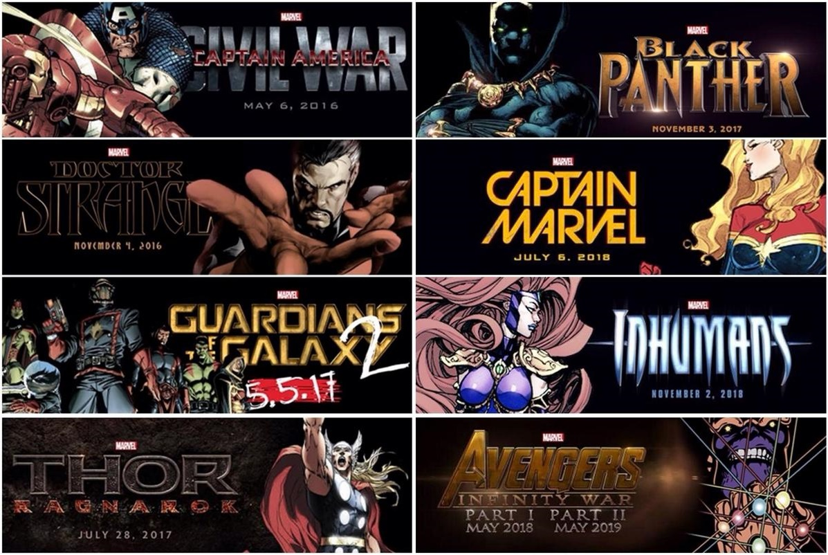 Marvel cinema disney
