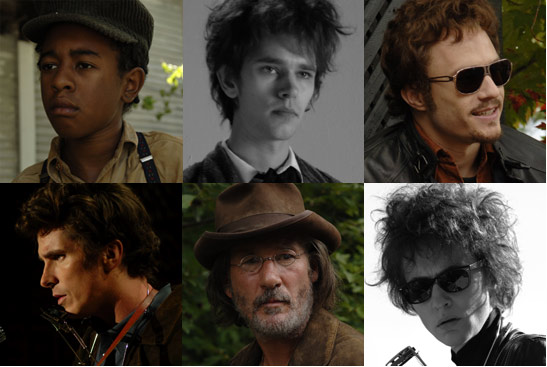 Filmes sobre icones da música proibido ler  Bob Dylan