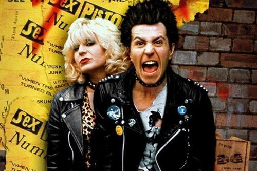 Filmes sobre icones da música proibido ler  Sid e Nancy (1986)