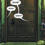 HQ do dia | Gotham Academy #1