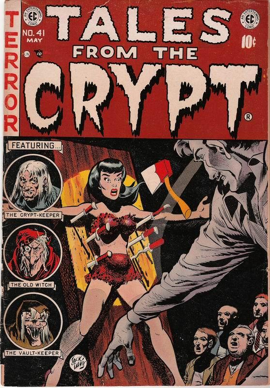Semana Halloween Noite 1 – Contos da Cripta