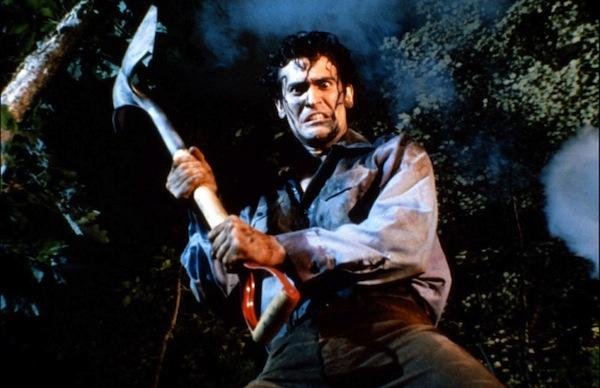 Semana do Halloween – Noite 3 - O melhor do Cinema Trash evil dead 0