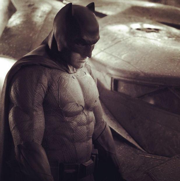 Ben Affleck Batman v Superman: Dawn of the Justice