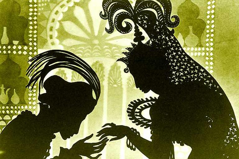 Animações em Stop motion As Aventuras do Príncipe Achmed