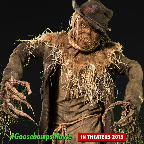 Goosebumps | Conheça os monstros que aparecerão no filme!