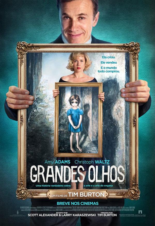 Grandes Olhos | Conheça a história real do novo filme de Tim Burton