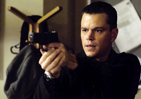 Matt Damon está de volta à Franquia Bourne