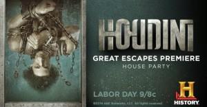 Houdini - Minissérie retrata o maior mágico e ilusionista de todos os tempos