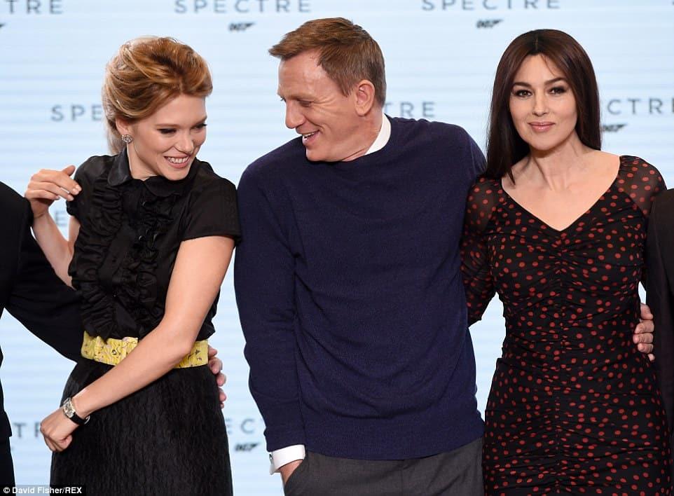 007 - Spectre   Saiba mais sobre a nova missão de James Bond!