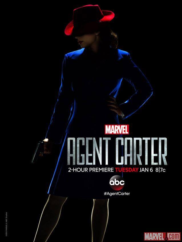 Agente Carter | Sinopses oficiais dos dois primeiros episódios