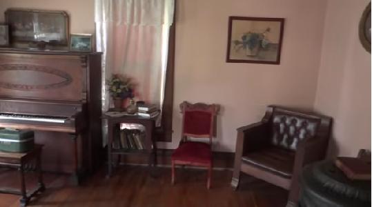 Assassinato com Machado Villisca - local onde morreram  oito pessoas