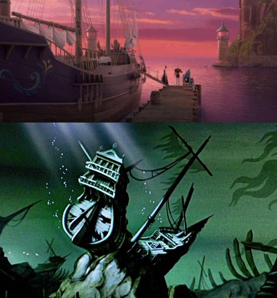 A Teoria Frozen   A conexão entre Frozen (2013), Enrolados (2010), Tarzan (1999) e A Pequena Sereia (1989)