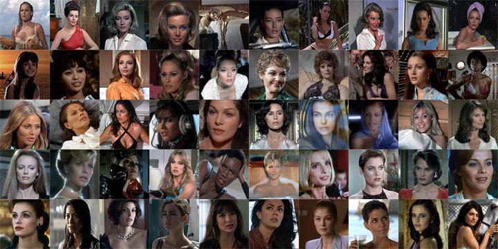 """Bond Girls - Parte 1   Como surgiram as musas de 007? Por que elas seguem um """"padrão""""?"""