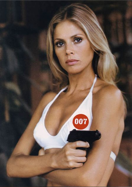 Bond Girls – Parte 3 | Musas de 007 nos anos 70