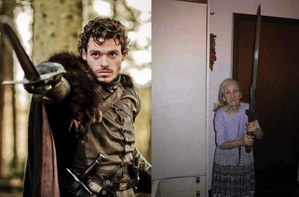 Game of Thrones | Senhora diz ter comprado espada amaldiçoada da Família Stark