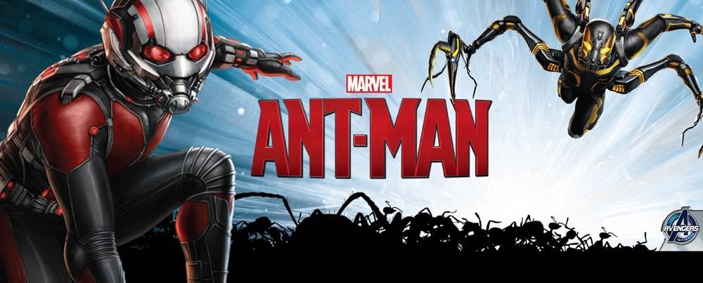 Homem-Formiga   Assista o primeiro trailer oficial do filme