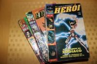 Durante a CCXP revista HERÓI lança reedição de sua primeira edição