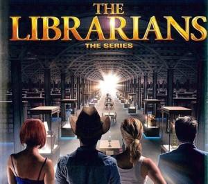 The Librarians | Ação, investigação e artefatos místicos em uma série só!