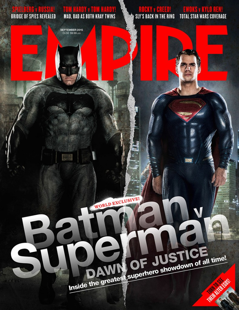 Batman vs Superman: A Origem da Justiça | Confira três novas fotos do longa