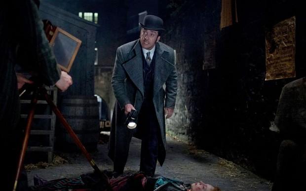 Ripper Street | A Londres depois de Jack, o Estripador