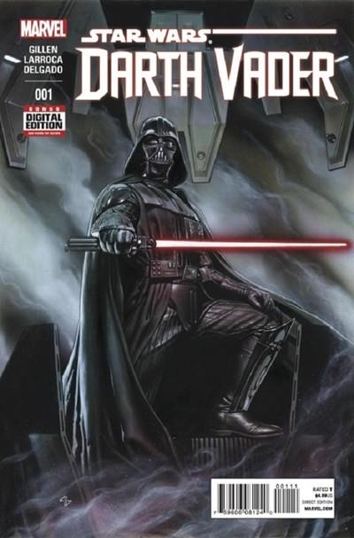 HQ do Dia | Darth Vader #1
