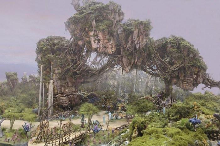 Avatar Land | Vídeo mostra detalhes do parque temático de Avatar