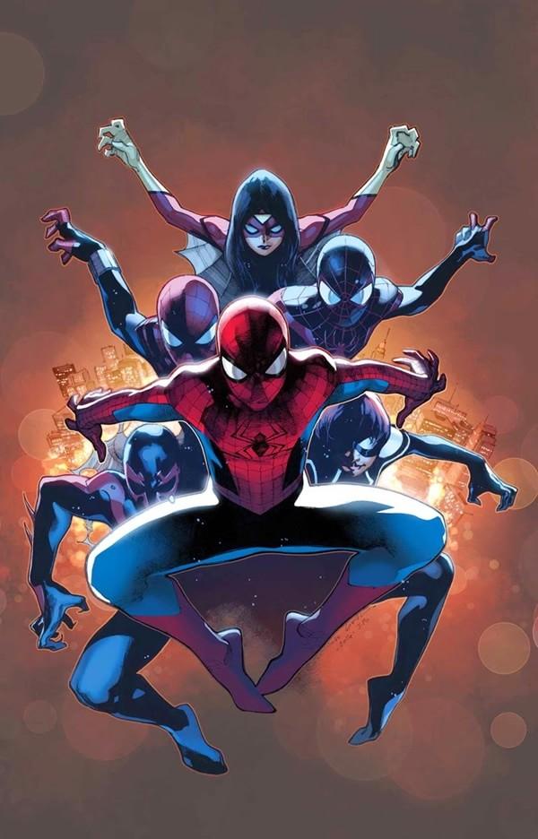 HQ do Dia | Homem-Aranha: Spider-Verse - A Saga completa