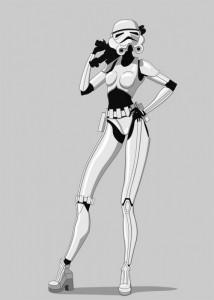 Lucasfilm confirma que stormtroopers não são clones e apresenta primeira stormtrooper feminina