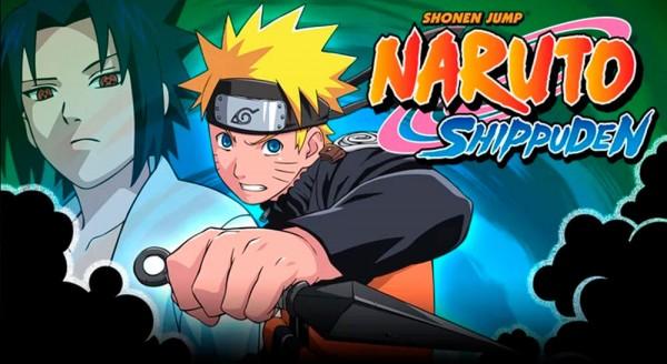Netflix Naruto Shippuden